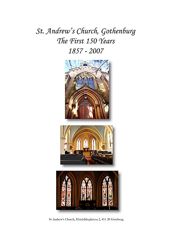 cover for church history